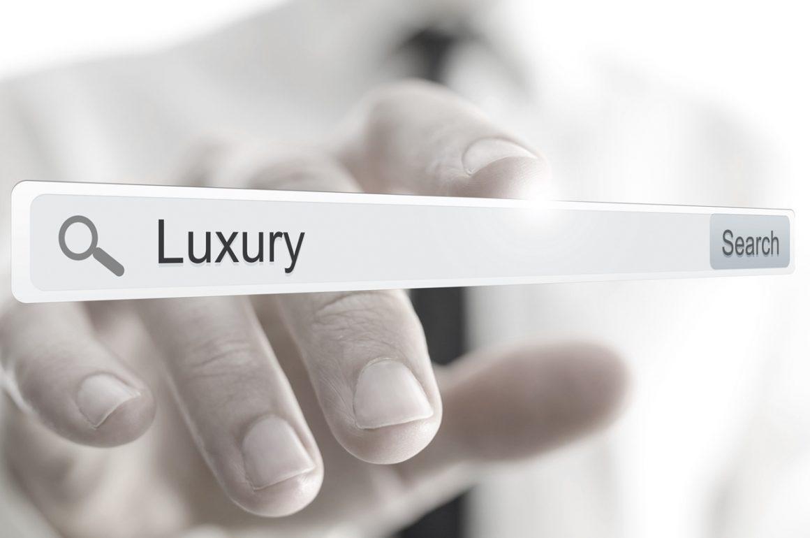 rynek luksusu w internecie