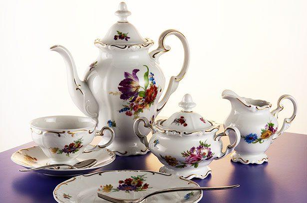Weimar porcelana z niemiec
