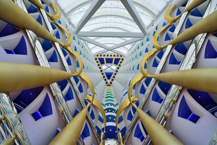 Ekskluzywny hotel w Dubaju
