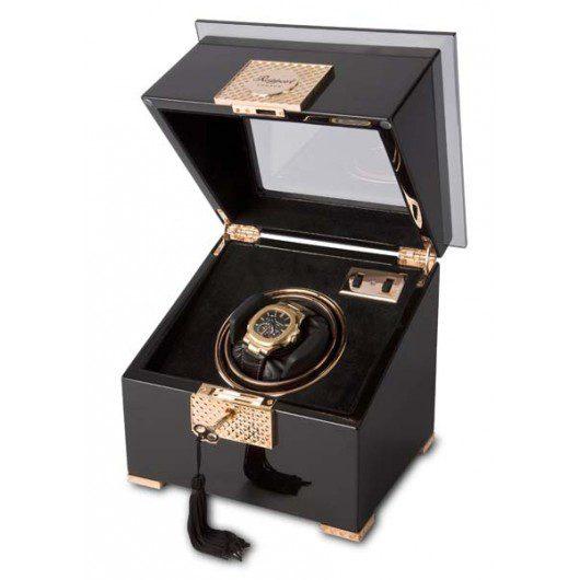 stylowe i luksusowe rotomaty na zegarki