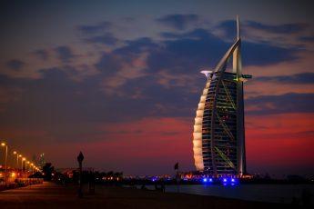 najbardziej luksusowy hotel w dubaju