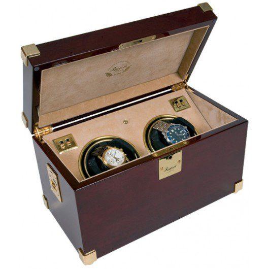 rotomaty na 2 luksusowe zegarki