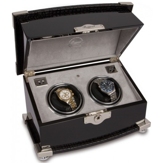 klasyczne rotomaty na 2 zegarki