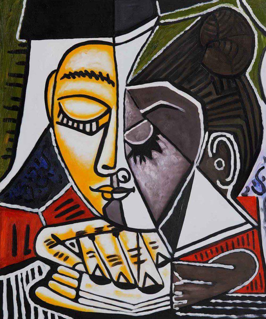obrazy Picasso