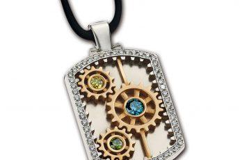 Ekskluzywna biżuteria dla faceta