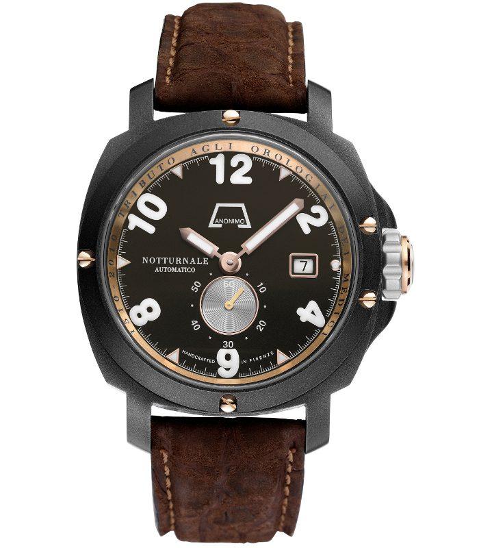 luksusowe zegarki męskie Anonimo