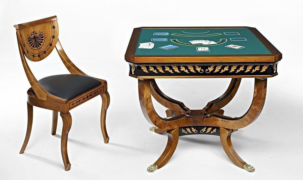 Luksusowe stoły do blackjacka