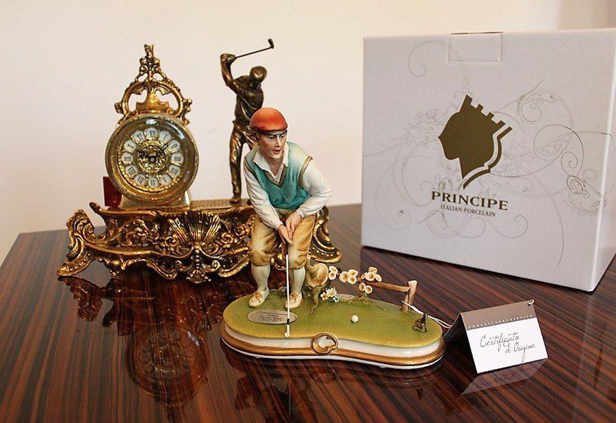 luksusowy prezent do golfa