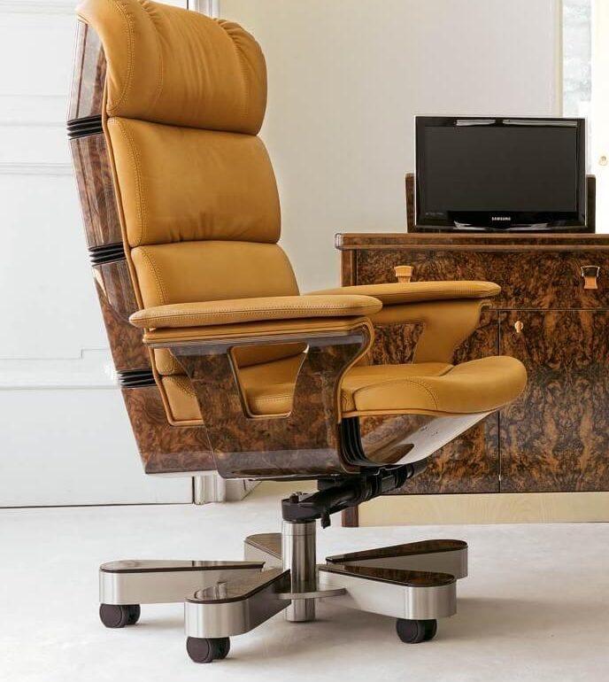 fotel dla prezesa