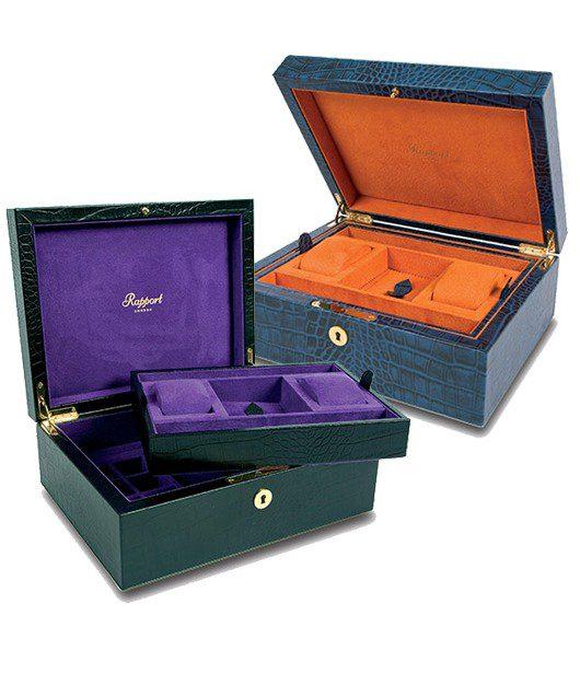 pudełka na zegarki