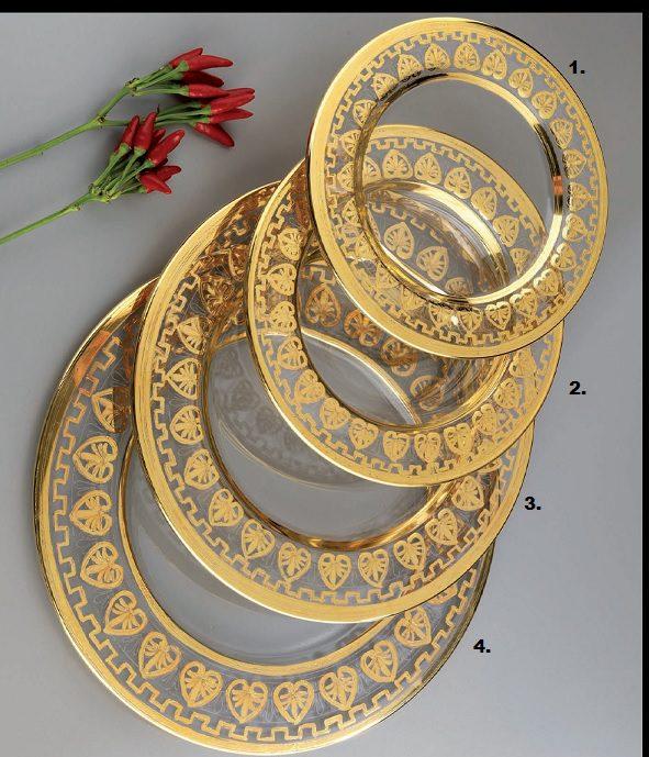 eleganckie talerze