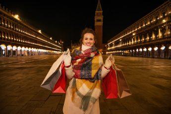 luksusowe zakupy we włoszech