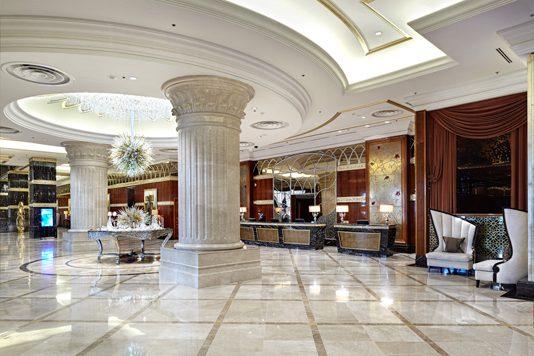 luksus w Rosji