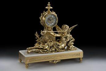 zegary z brązu
