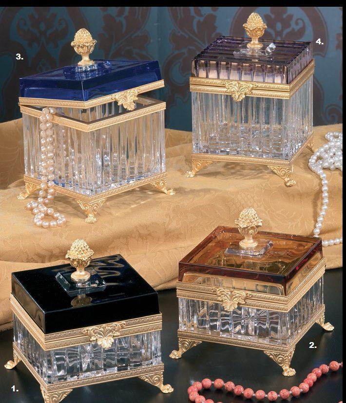 eleganckie szkatułki na biżuterię