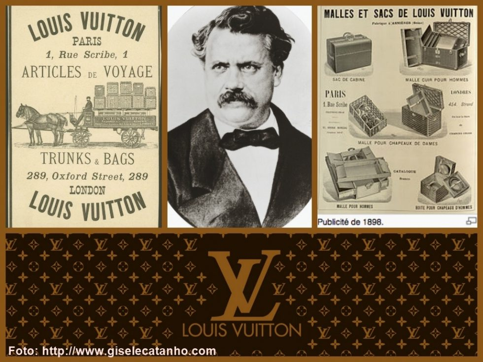 historia marki louis vuitton