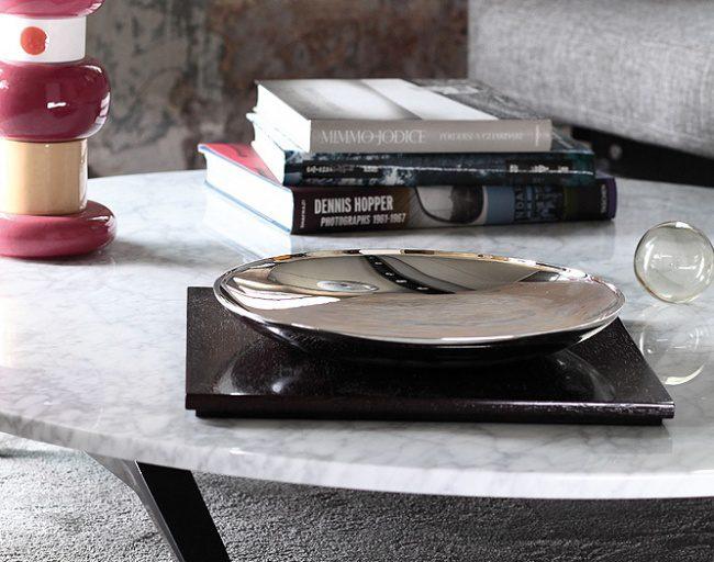 patera na stół ze srebra