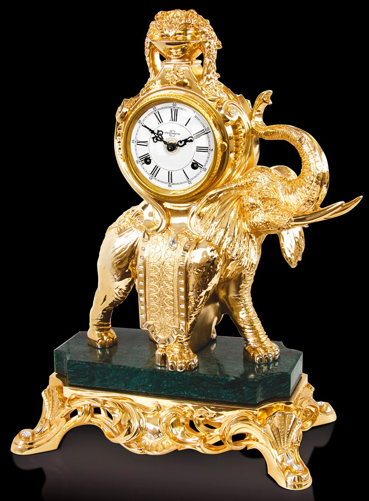 antyczne zegary kominkowe