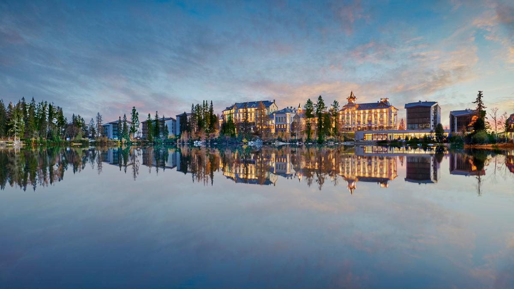 grand hotel kempiński high tatras