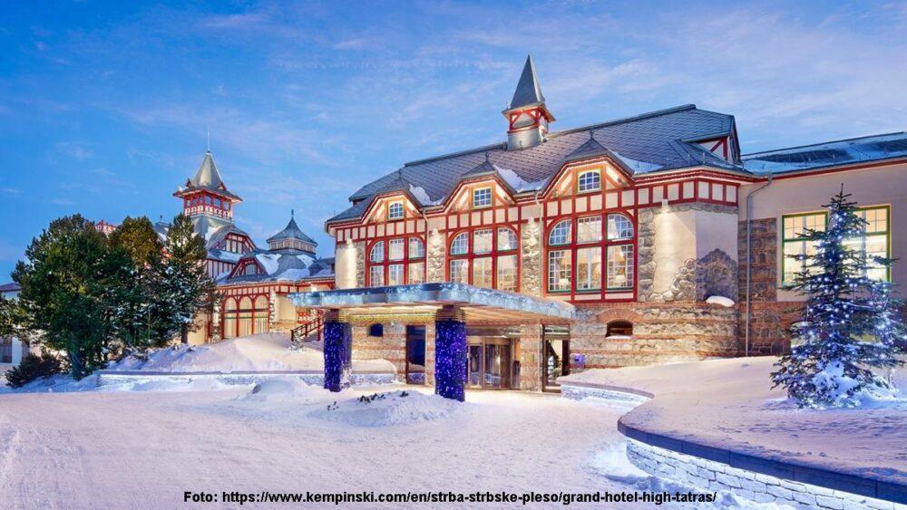 luksusowy hotel na słowacji