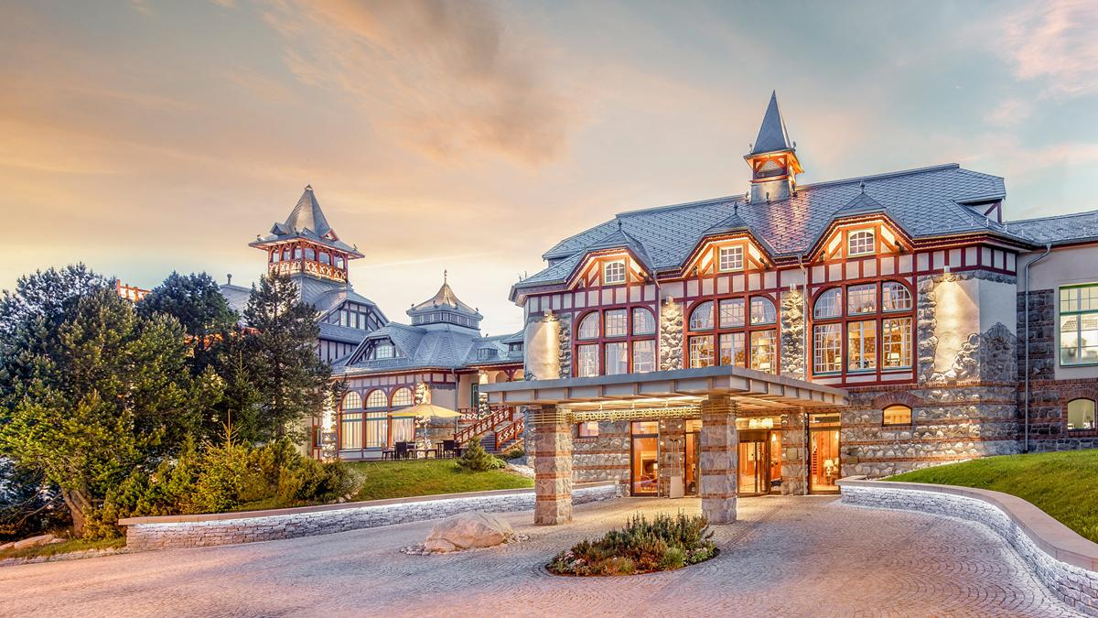 luksusowy hotel w słowacji