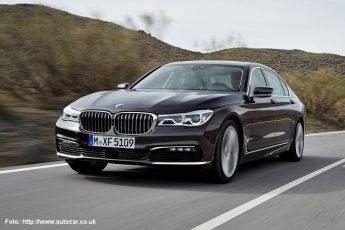 nowe BMW 7