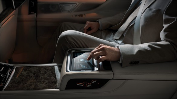tablet nowe bmw 7