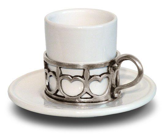 w czym podać Pani kawę