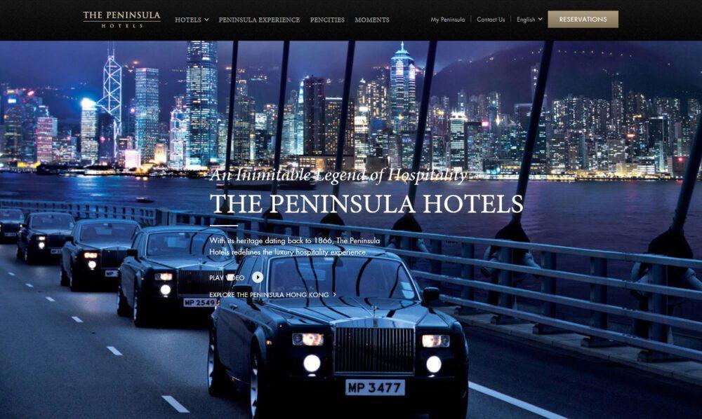 hotele peninsula