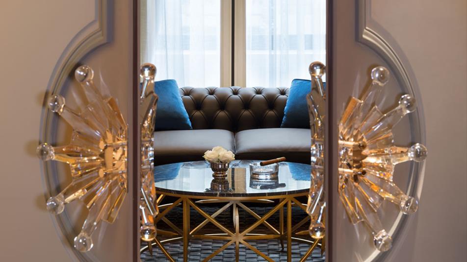 luksus w paryżu