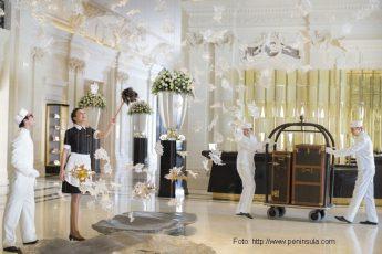 luksusowy hotel w paryżu