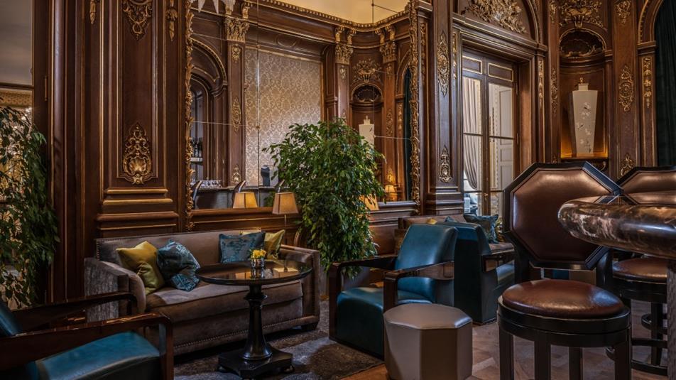 paryski luksusowy hotel