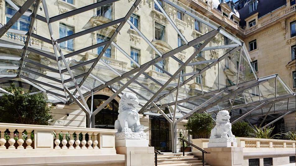 hotel we francji 5 gwiazdek