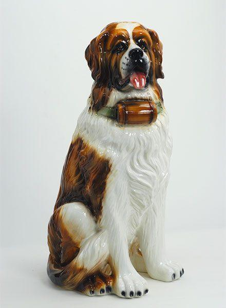 dekoracyjne figury psów