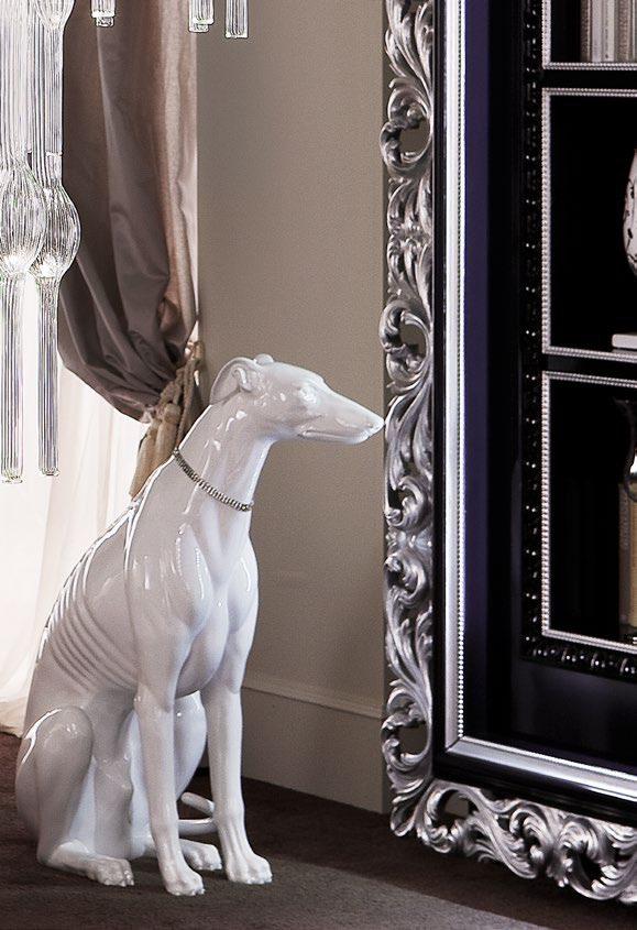 dekoracyjne psy z Włoch