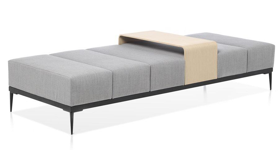 sitia - elegancka sofa do poczekalni