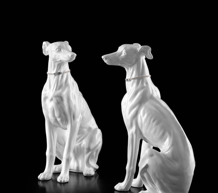 psy dekoracyjne