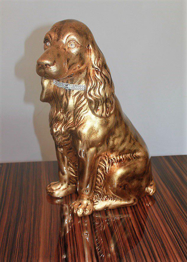 pies dekoracyjny