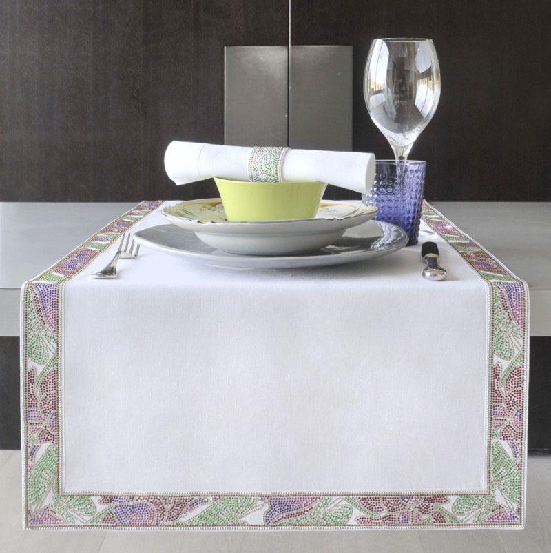 stylowe obrusy na stół