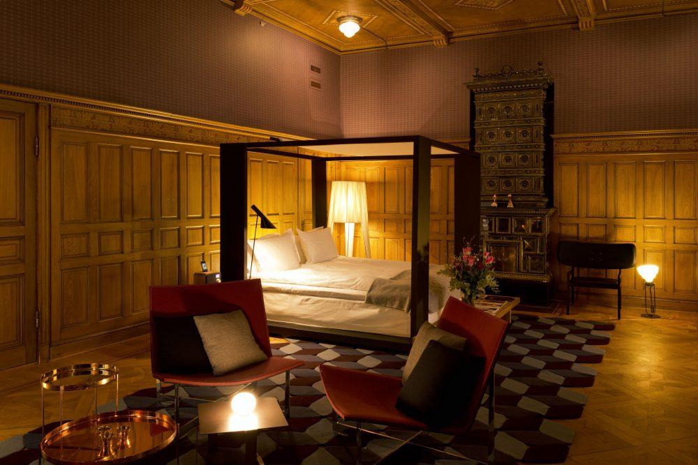 luksusowy hotel w sztokholmie