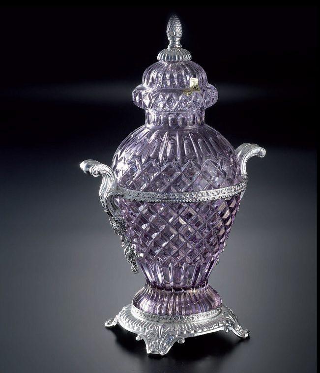 eleganckie szkło i kryształ