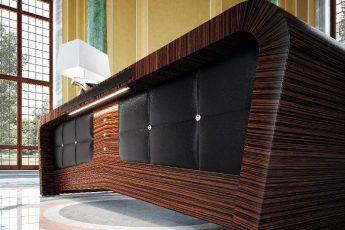 luksusowe biurka