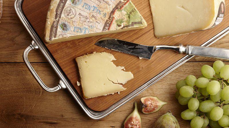 Stylowe i luksusowe akcesoria do degustacji sera