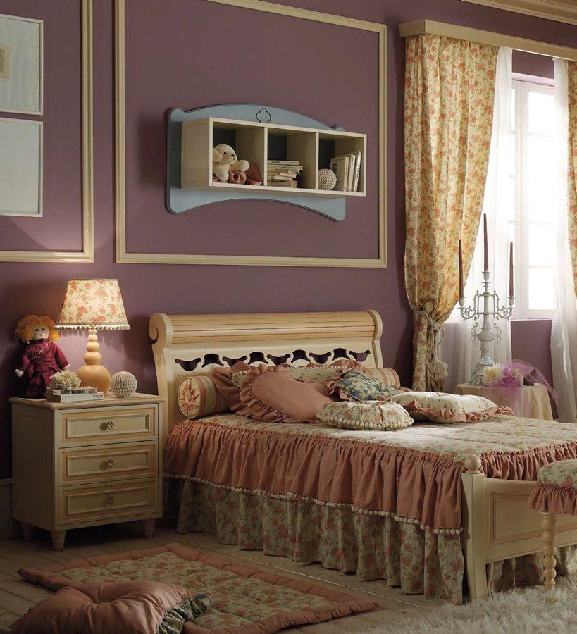 piękne włoskie sypialnie dla najmłodszych