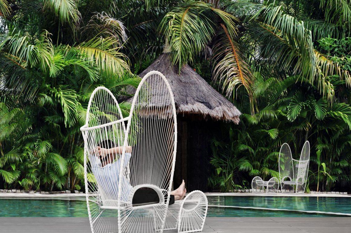 Luksusowe inspiracje do ogrodu – przełamane konwenanse projektowania