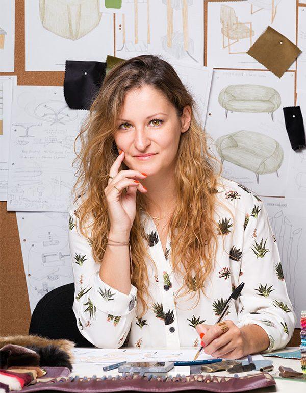 Luksusowe minimalistyczne meble – rozmowa z projektantem Joaną Santos Barbosą
