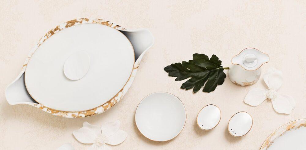 porcelana na święta